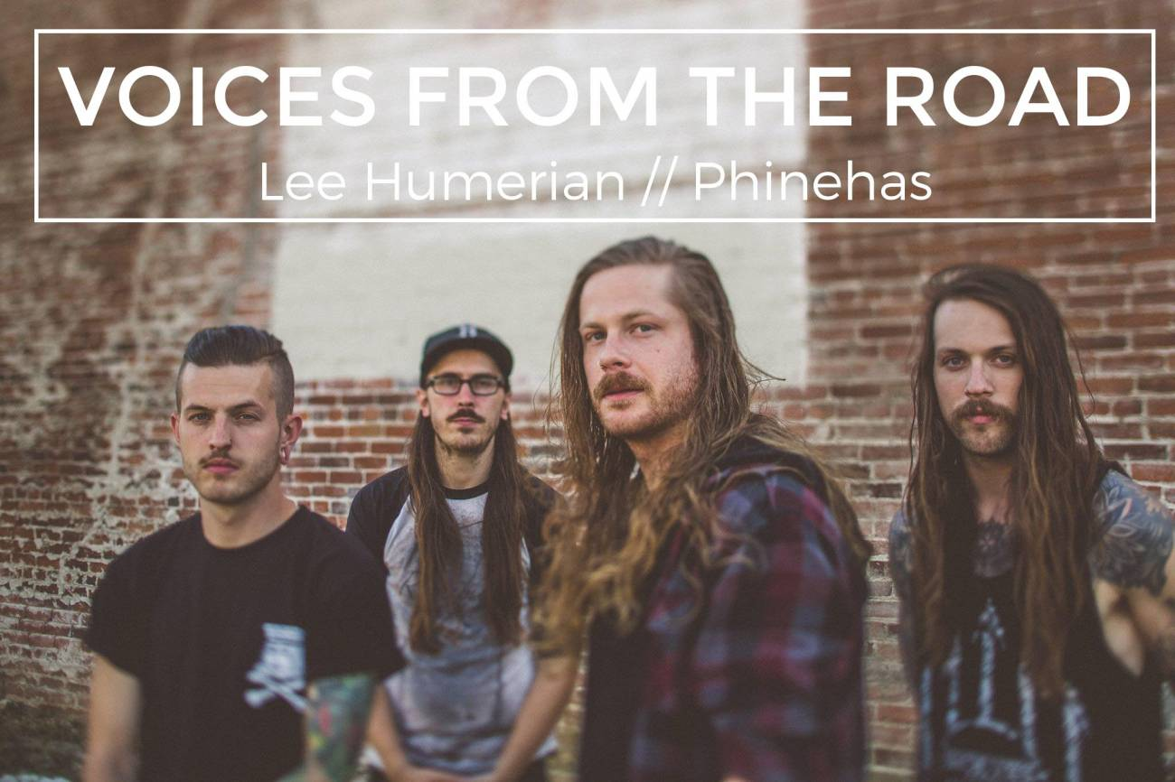 Voices From the Road Lee